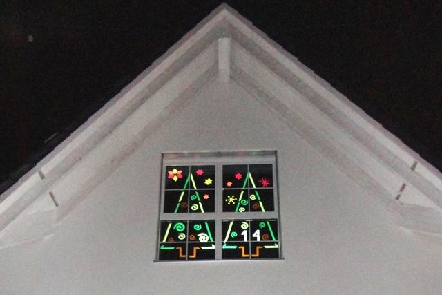 Adventsfenster 2