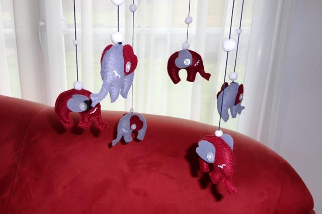 Elefantenmobile 1