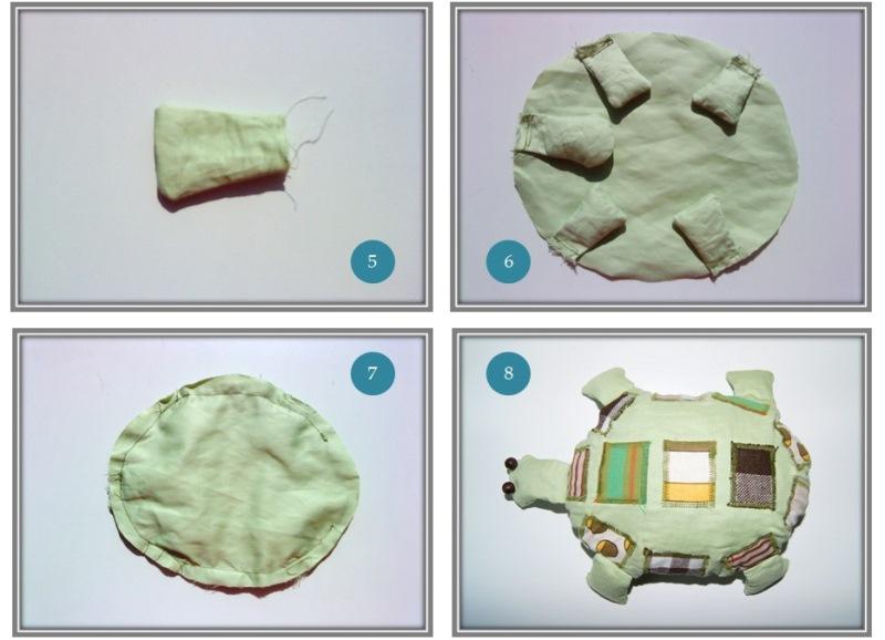 Schildkröte Anleitung 2
