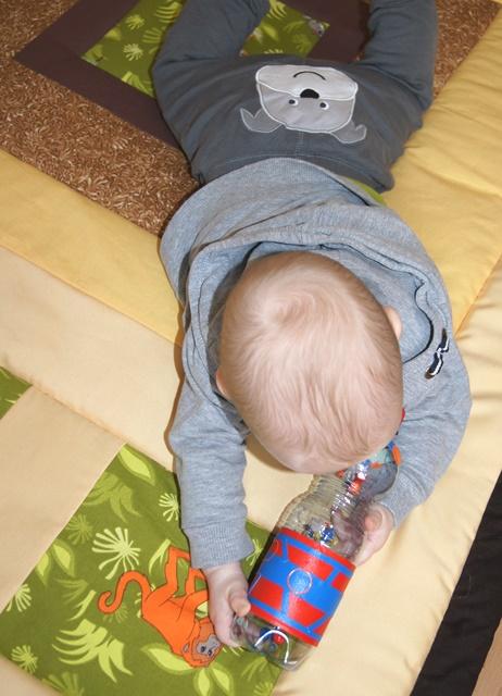 Kinderrassel selbermachen