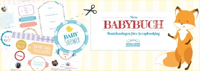 Kartenmanufaktur - Babybuch