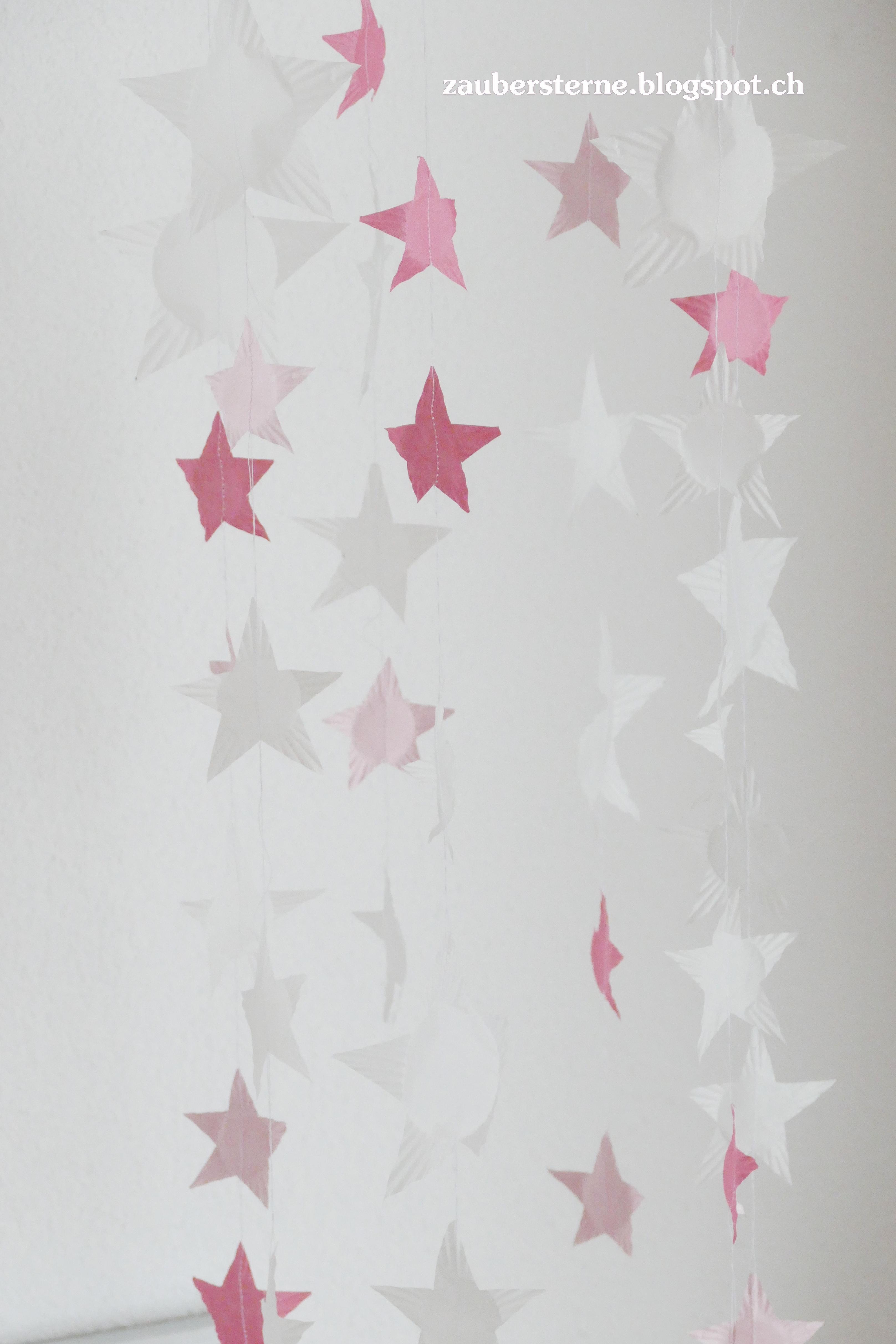 4 zaubersterne sternhaenger