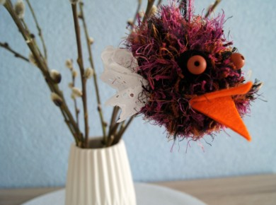 Lustige Vögel DIY