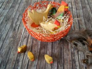 Frecher Osterkorb - 5 Geschenkideen für Kleinkinder