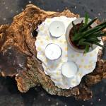 DIY: Teelichthalter für den Garten