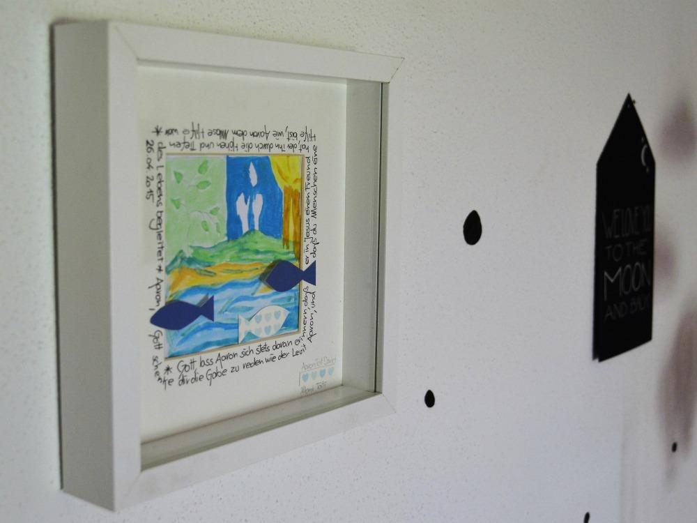 Erinnerungsbild Zur Taufe Giveaway Fantasiewerk