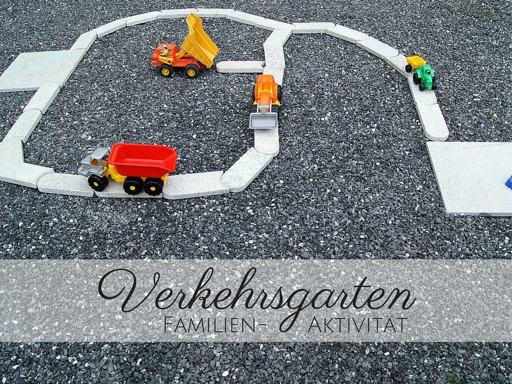 Verkehrsgarten für Kinder - Fantasiewerk.ch