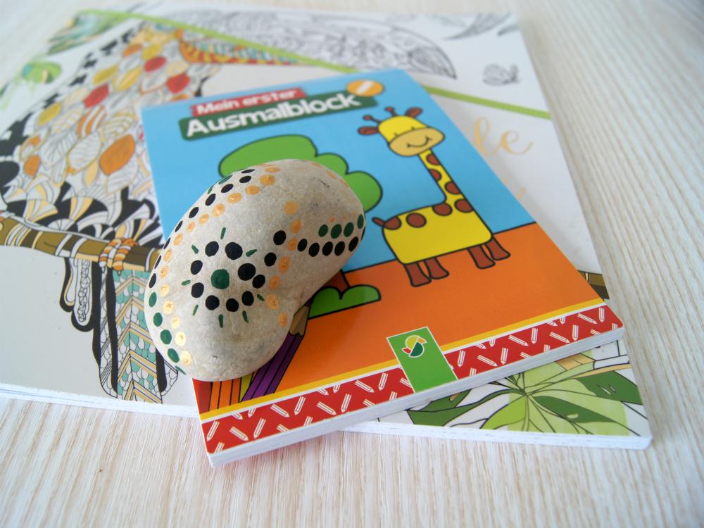 Ausmalen für Kinder | fantasiewerk.ch