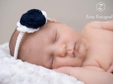 Haarband für das Baby häkeln | www.fantasiewerk.ch