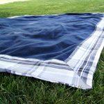 Eine Picknickdecke für das grosse Sommerfest nähen