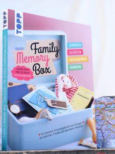 DIY - Erinnerungsbox für Kinder - Basteln zum Buch   von Fantasiewerk