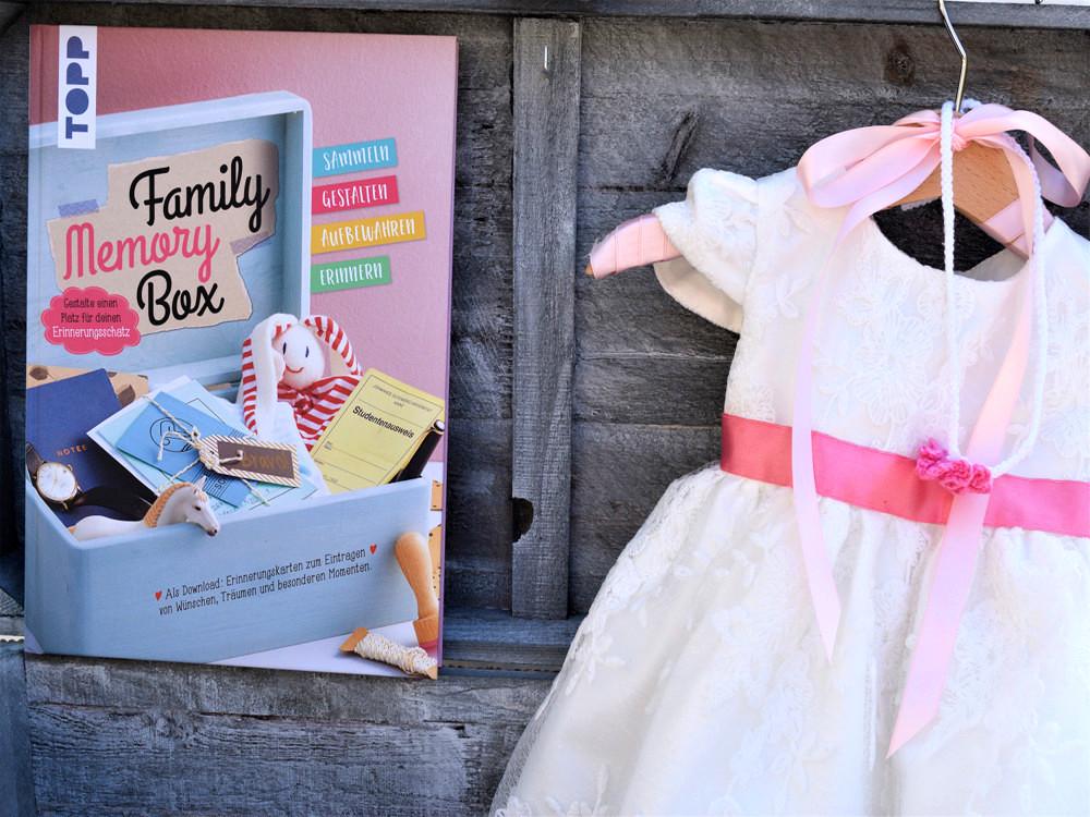 DIY - Erinnerungsbox für Kinder - Basteln zum Buch | von Fantasiewerk