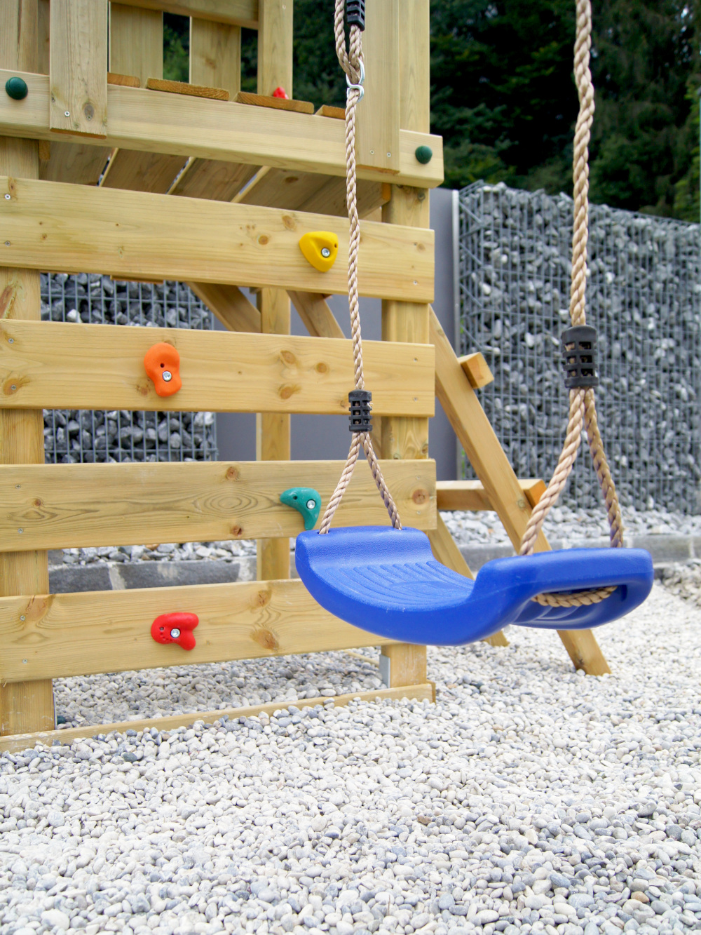 Spielplatz für Kinder selbermachen | #gartenbau | von Fantasiewerk