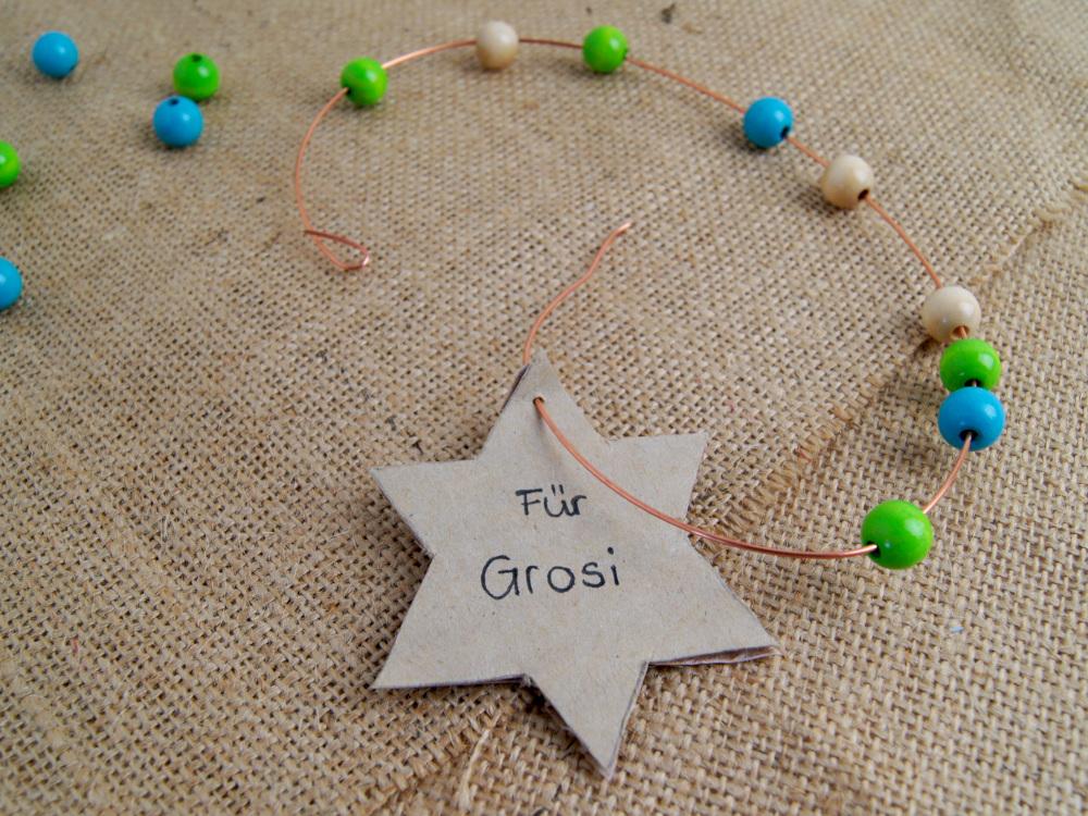 Kräutersalz mit Kindern selbermachen | Weihnachtsgeschenk basteln mit Kleinkindern | Anleitung zum Advent | von Fantasiewerk