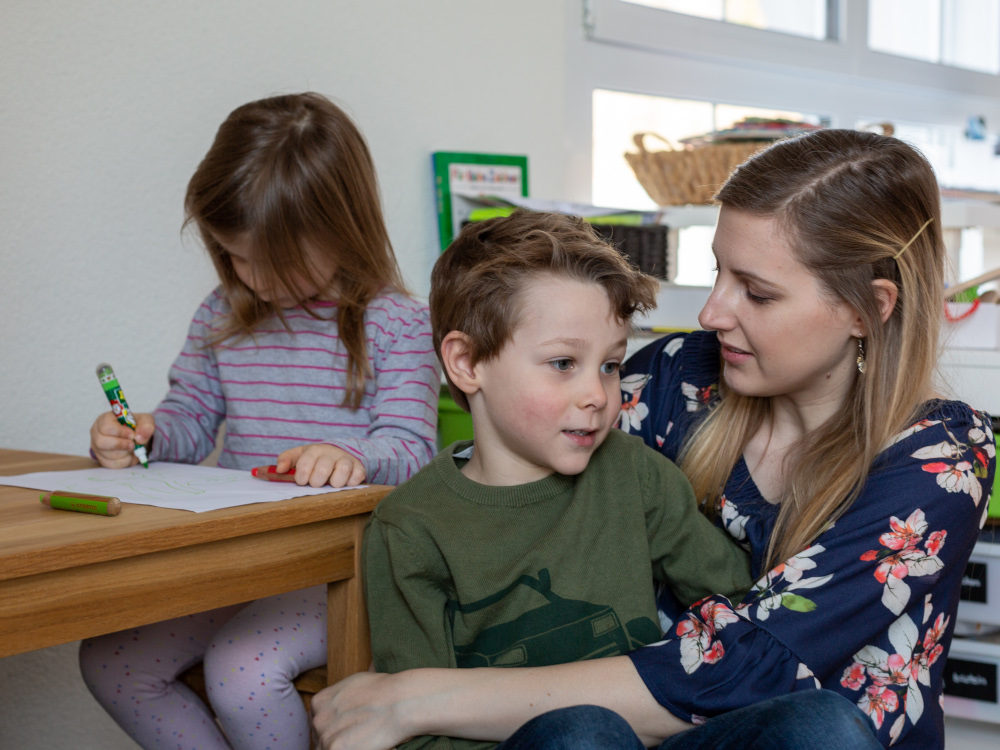 Wie Kinder selbständig kreativ sein können - 10 Tipps mit Bastelideen