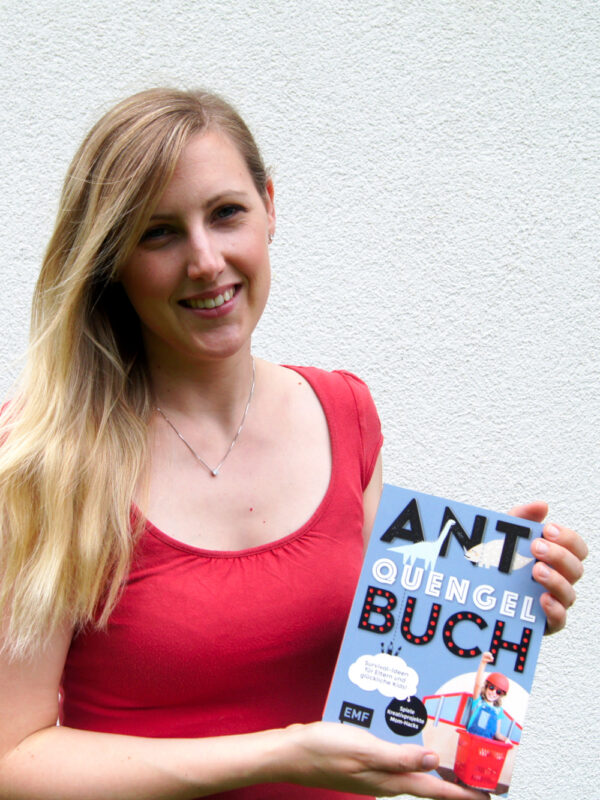 Anti Quengel Buch - für ein kreatives Familienleben